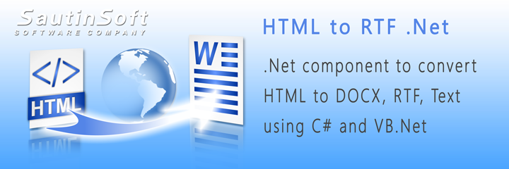 Click to get to know more about HTML to RTF .Net