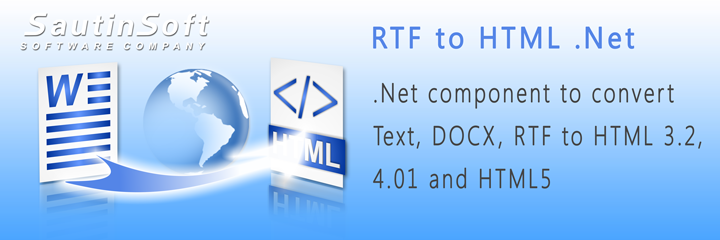 Get to know more about RTF to HTML .Net