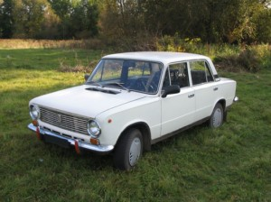 "The car ""Lada"""