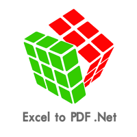 Excel to PDF .Net
