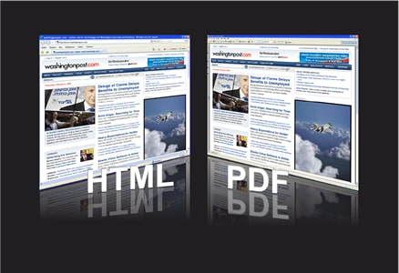 PDF Vision .Net - convert HTML, URL and images to PDF format!